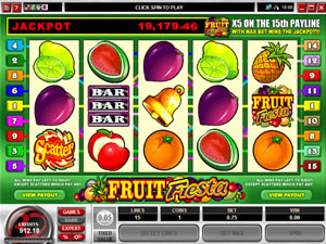 Fruit Fiesta Slot Game